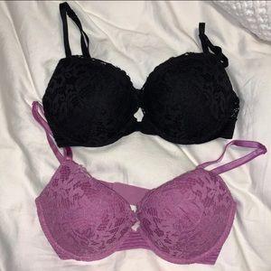 Victoria Secret Very Sexy Push-Up Bras 32D